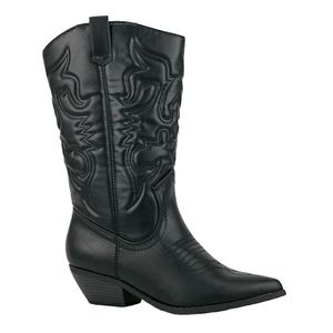 Cowboy western boots - gorgeous and trendy